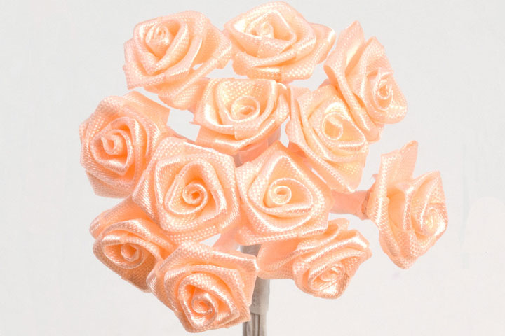Make Ribbon Rose