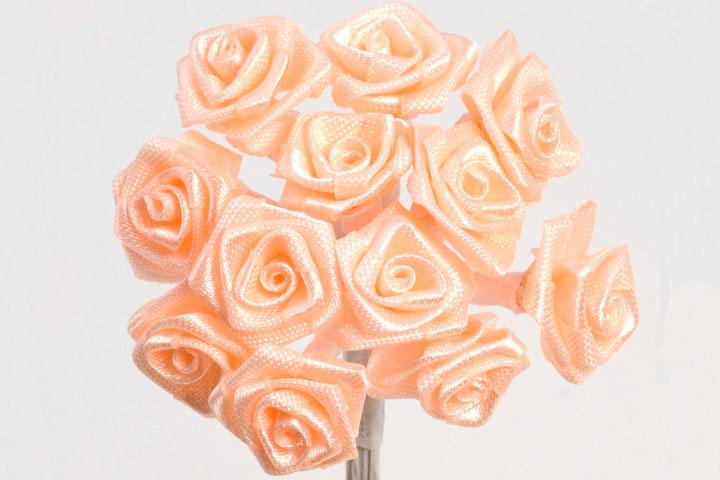DIY – Make Ribbon Rose