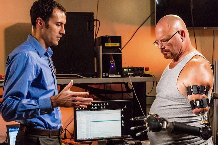 Prosthetic Limb Reaches New Levels of Operability