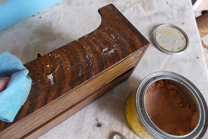 DIY – Homemade Non-Toxic Paste Wax