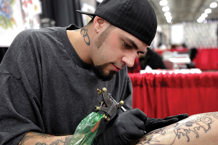 Tattoo Aftercare Tips and Instructions