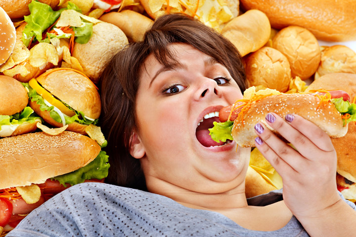 Food Addiction: Why 70 Percent of Americans Are Fat?