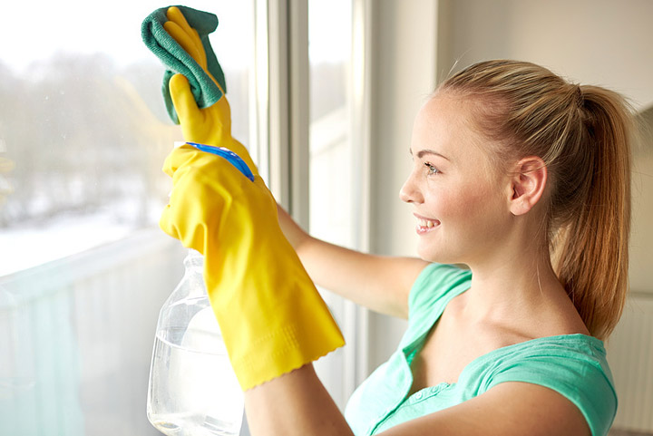 DIY - Non-Toxic Homemade Window Cleaner