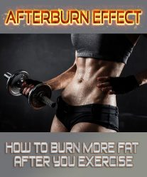 Afterburn Effect: How to Burn More Fat After You Exercise