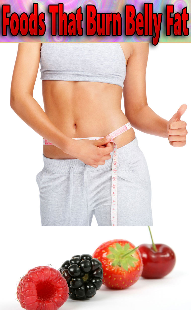 Natural foods that burn belly fat