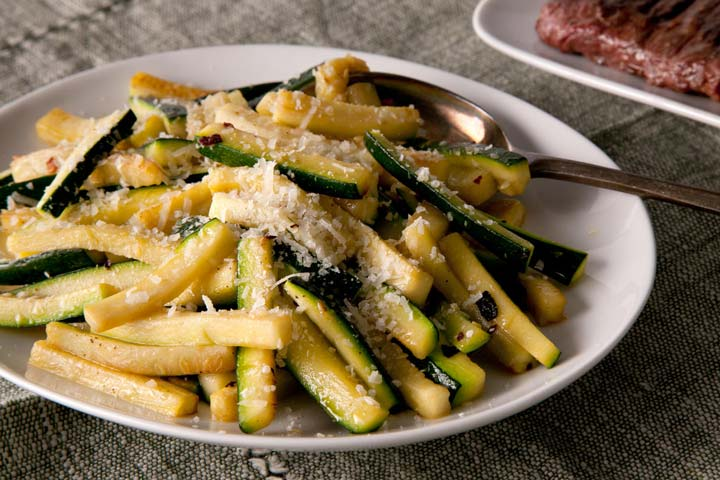 sauteed baby zucchini recipe i just love these little baby zucchinis a ...