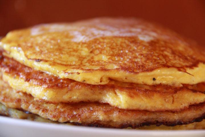 Spaghetti Squash Pancakes Recipe