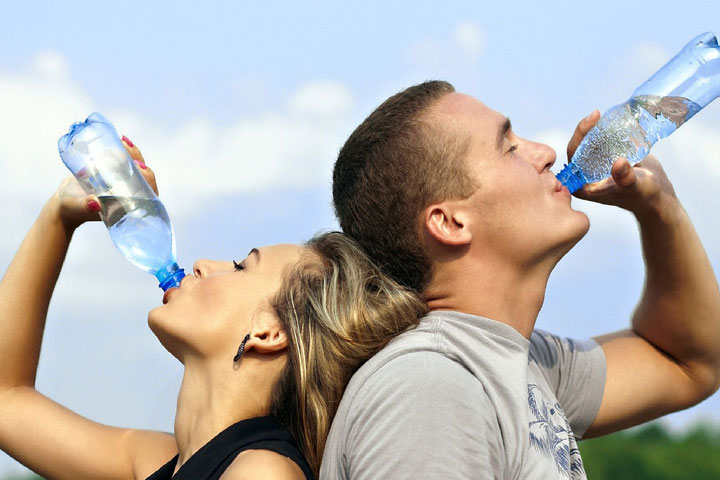 Think You're Drinking Enough Water