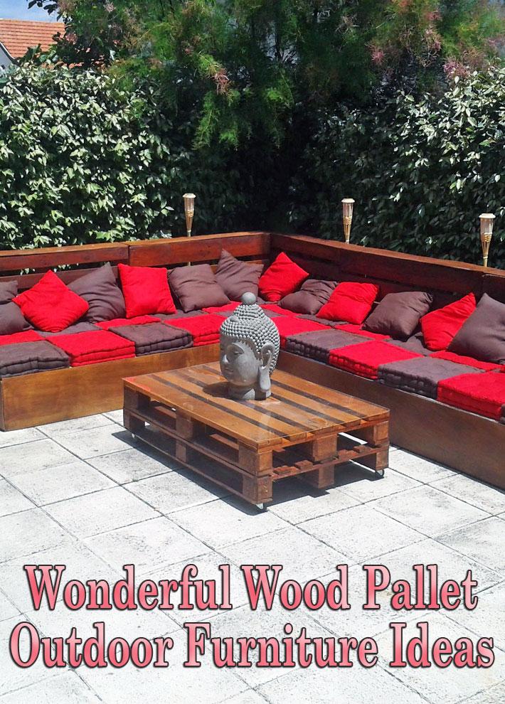 Miraculous Quiet Corner Wonderful Wood Pallet Outdoor Furniture Ideas Lamtechconsult Wood Chair Design Ideas Lamtechconsultcom