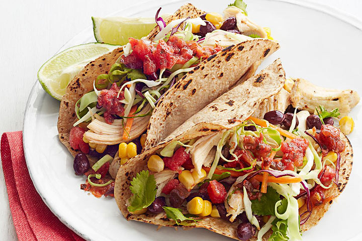 7 Super Speedy Summer Meals