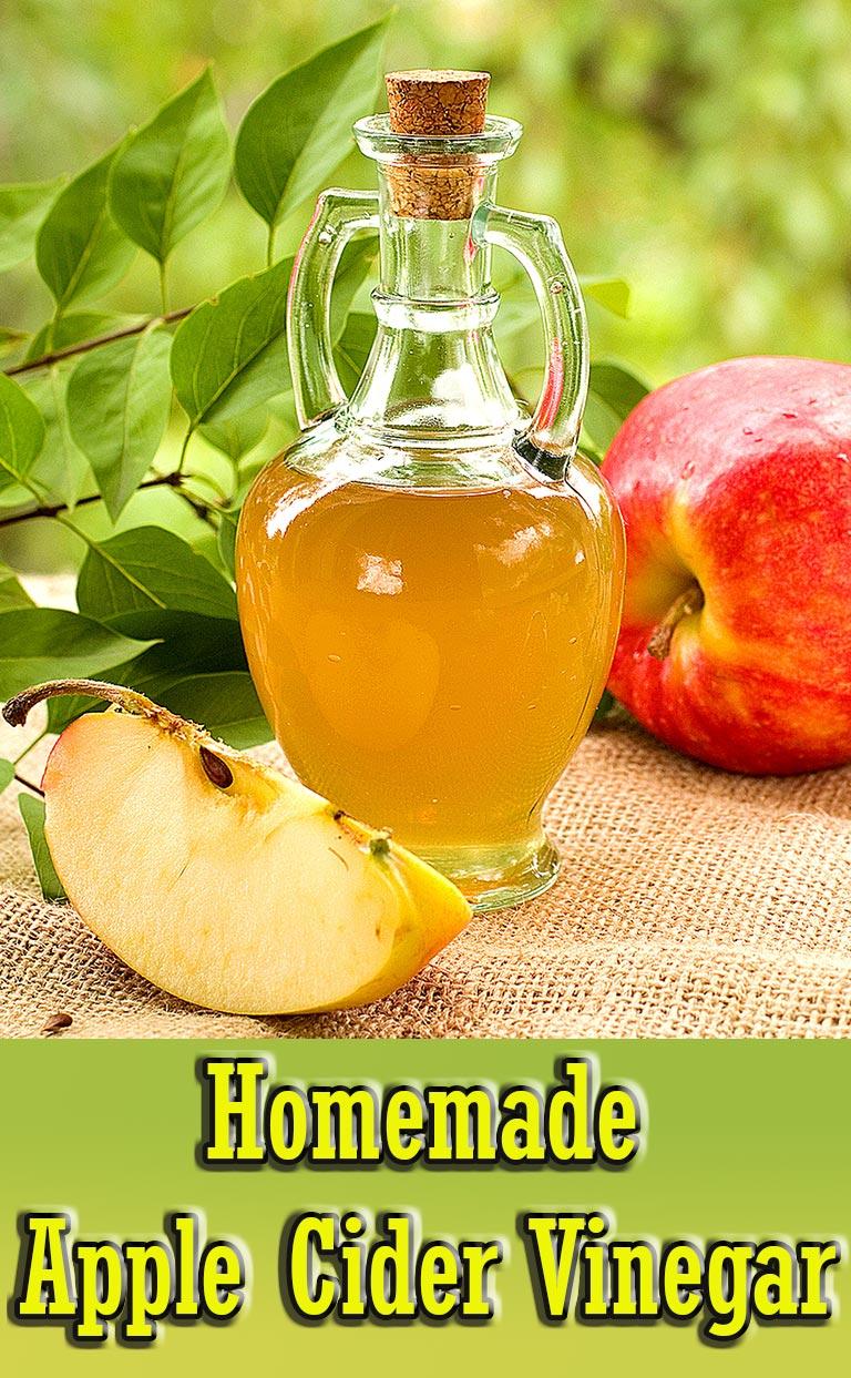 DIY - Make Your Own Apple Cider Vinegar