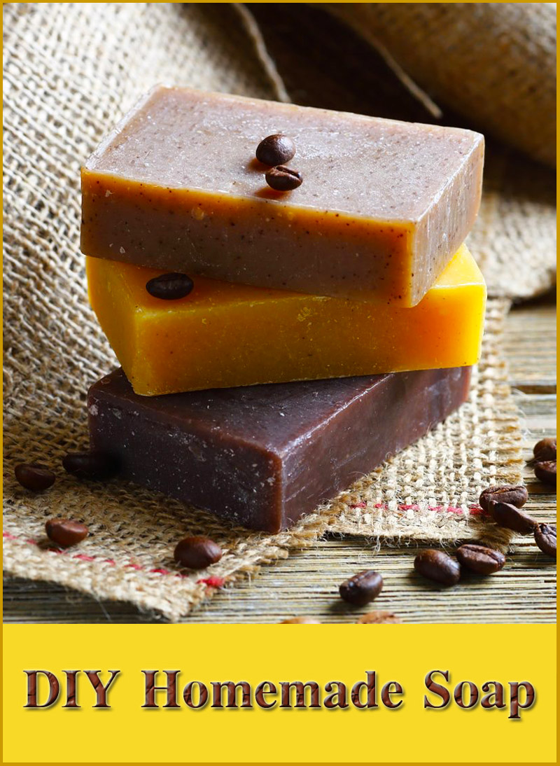 DIY – Make Your Own Homemade Soap