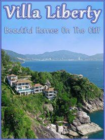 Beautiful Homes On The Cliff; Villa Liberty