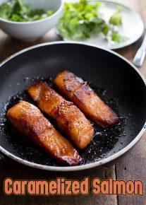 Caramelized Salmon Recipe