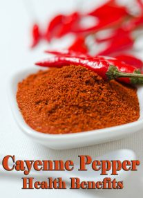 Cayenne Pepper Health Benefits