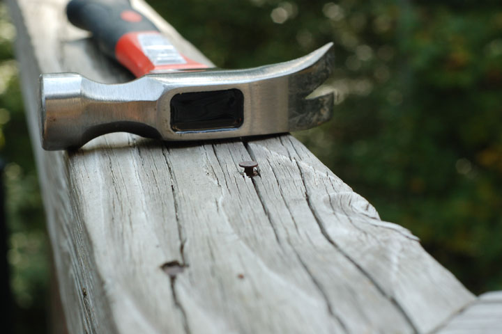 How to Resurface Cracked & Splintered Wood Decks
