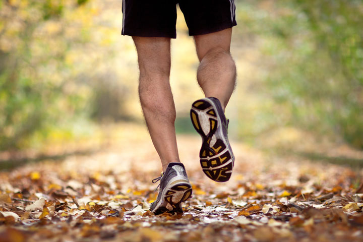 It's Never Too Late to Start Running Again