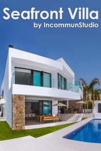 Seafront Villa by IncommunStudio