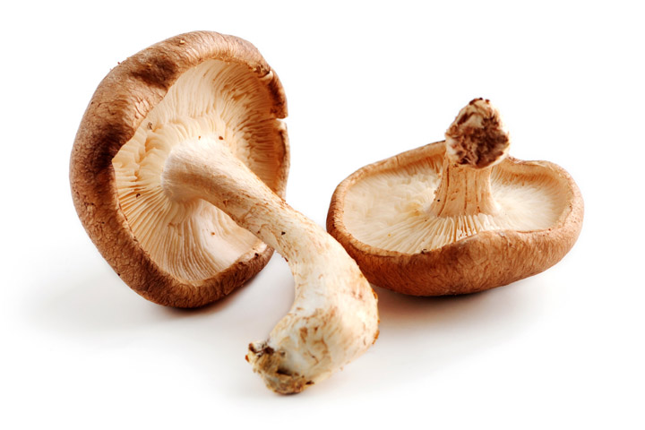 Shiitake Mushrooms Health Benefits
