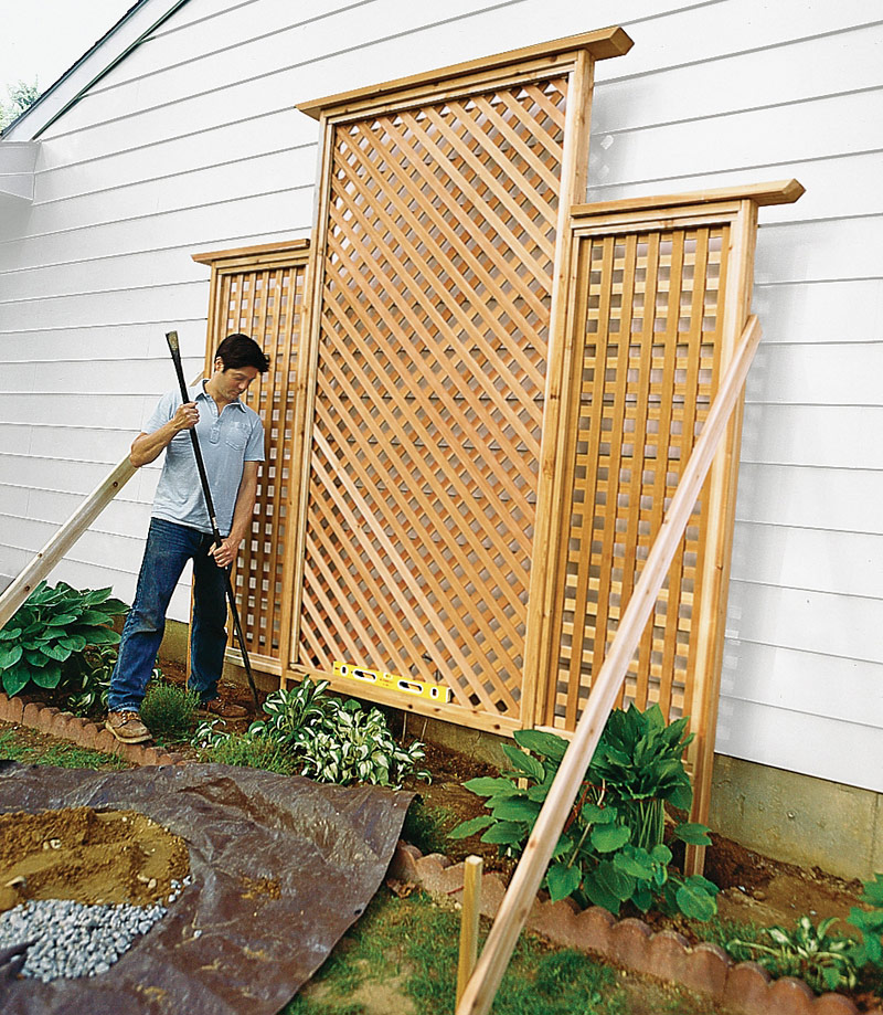 DIY – How to Make Trellis for Your Climbers