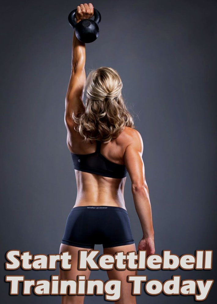 Reasons to Start Kettlebell Training Today