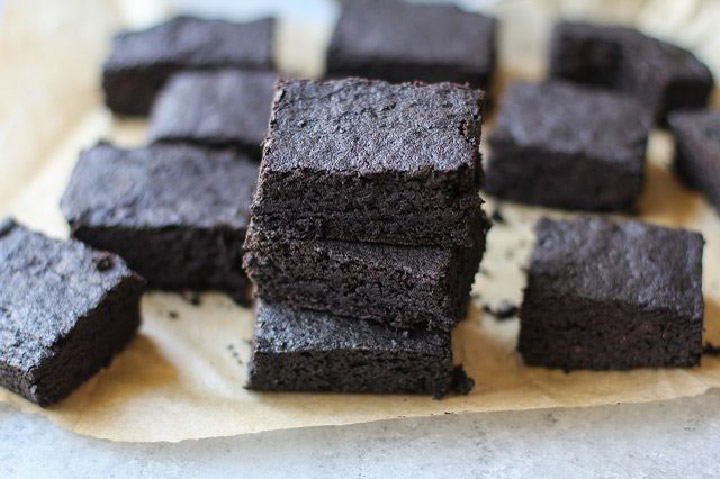 Dessert Recipe - Fudgy Gluten Free Brownies