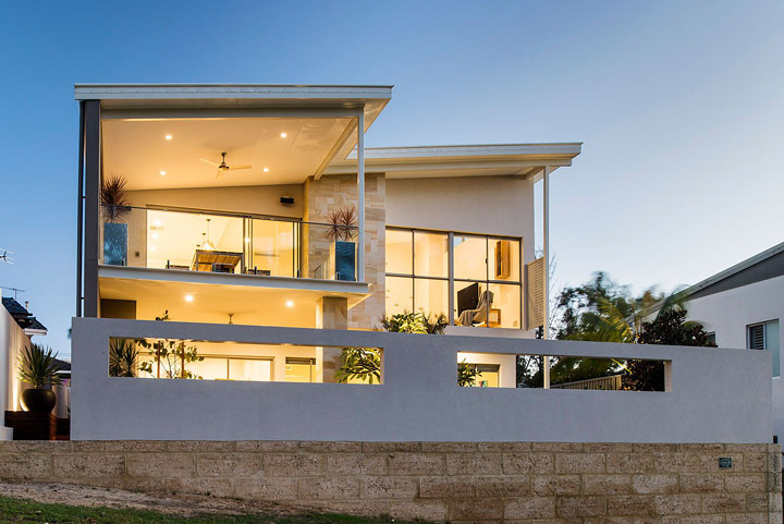 The Scarborough Residence by Residential Attitudes