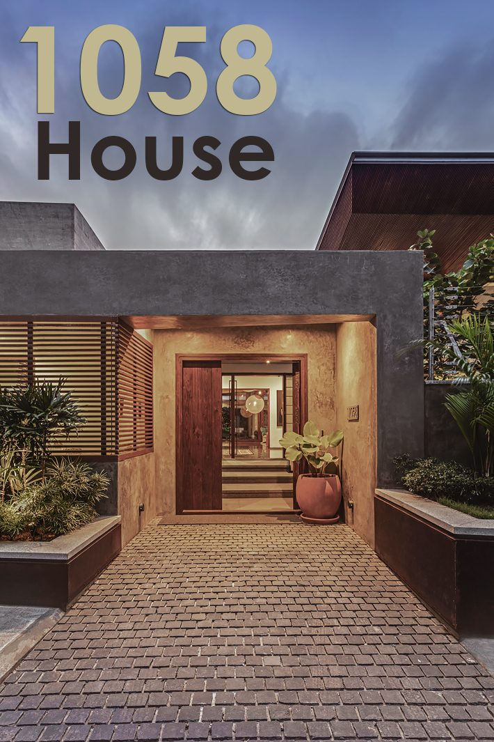 Dream Houses – House 1058 by Khosla Associates