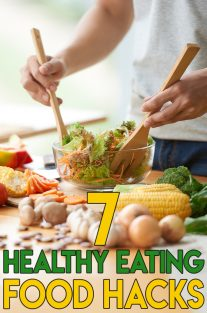 Eating Well – 7 Healthy Eating Food Hacks