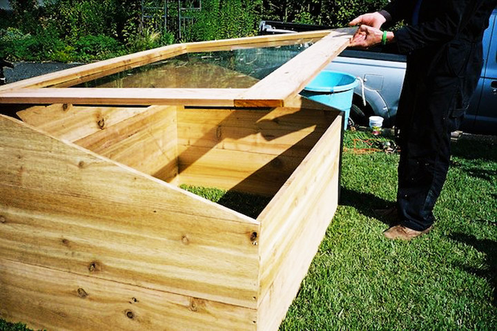 How to Build Your Own Mini Greenhouse