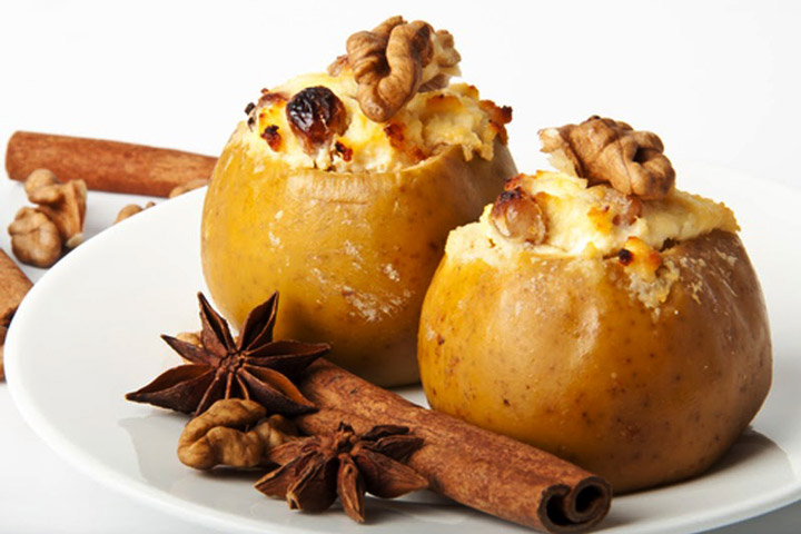 Stuffed Baked Apples Recipe