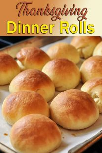 Thanksgiving Dinner Rolls Recipe