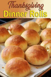 Thanksgiving Dinner Rolls Recipe