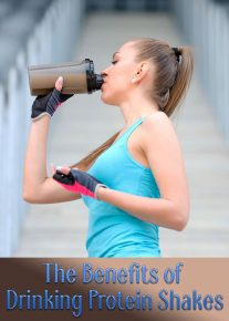 The Reasons to Drink Protein Shakes