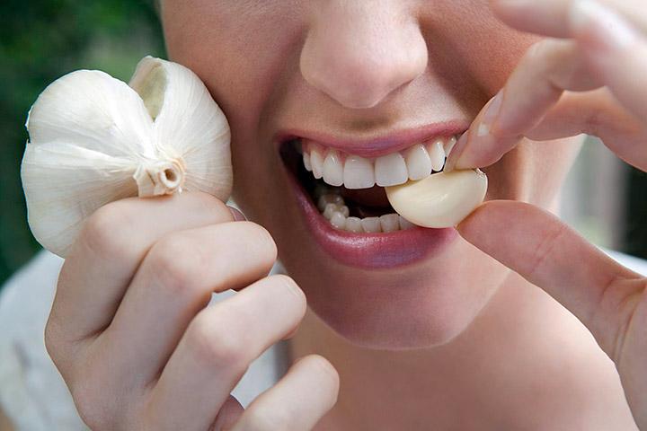 How to Get Rid of Garlic Breath?