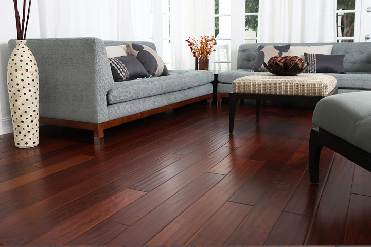 Home Design – Dark Wood Floors Tips And Ideas