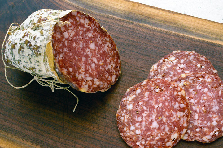 Meat Processing – What is Salami Really Made Of?