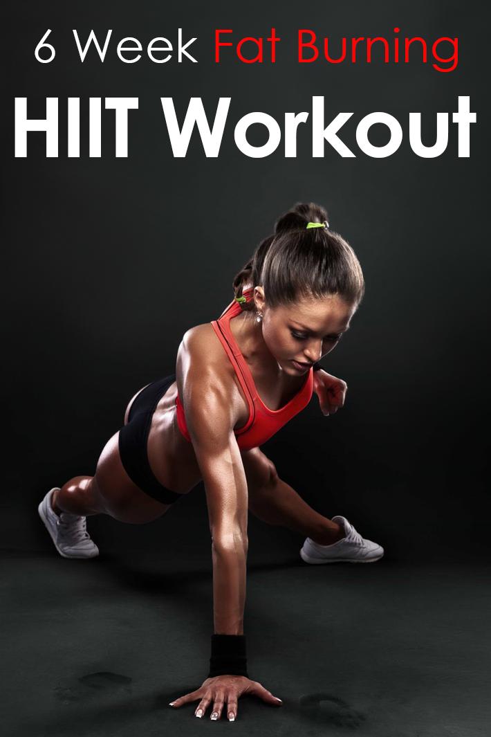 6-Week Fat Burning HIIT Workout