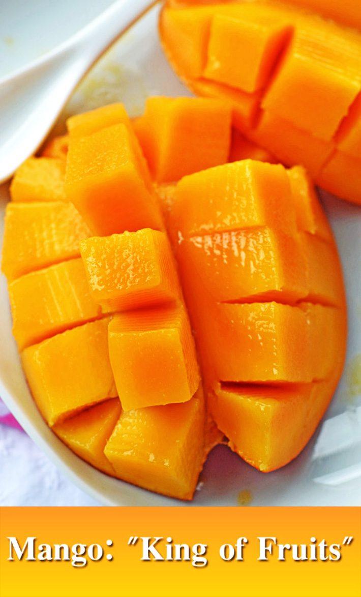 """Mango: """"King of Fruits"""""""