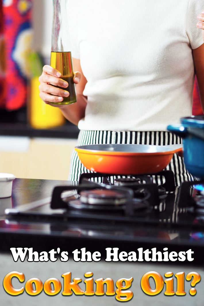 Healthy Eating – What's the Healthiest Cooking Oil?