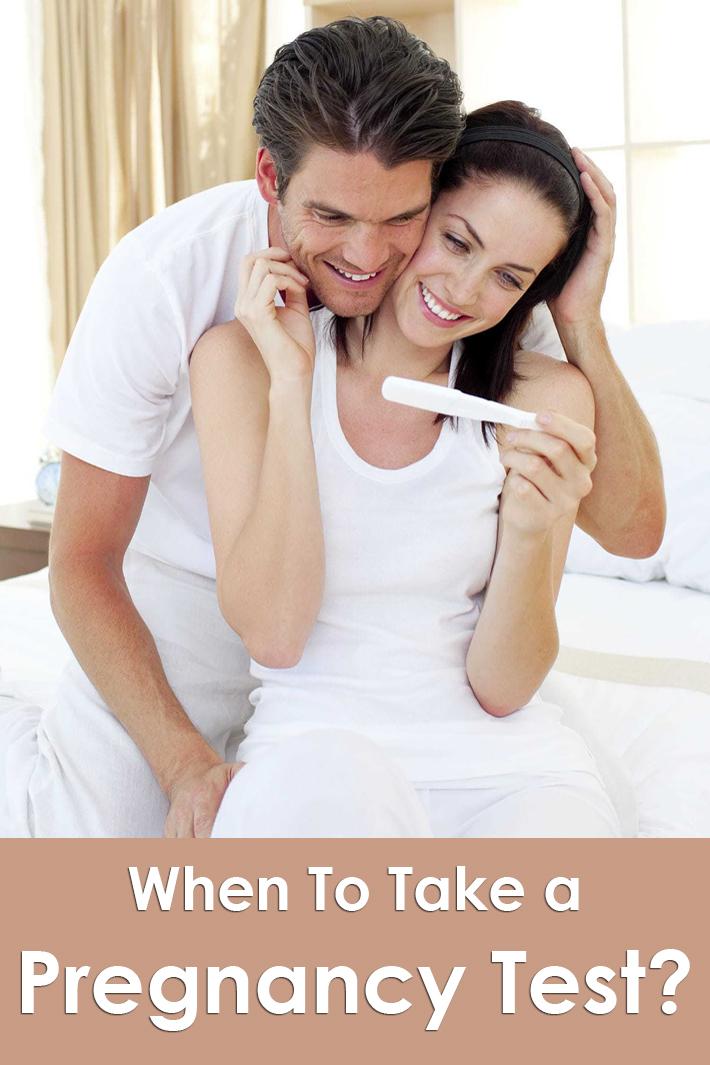 When To Take A Pregnancy Test? - Quiet Corner