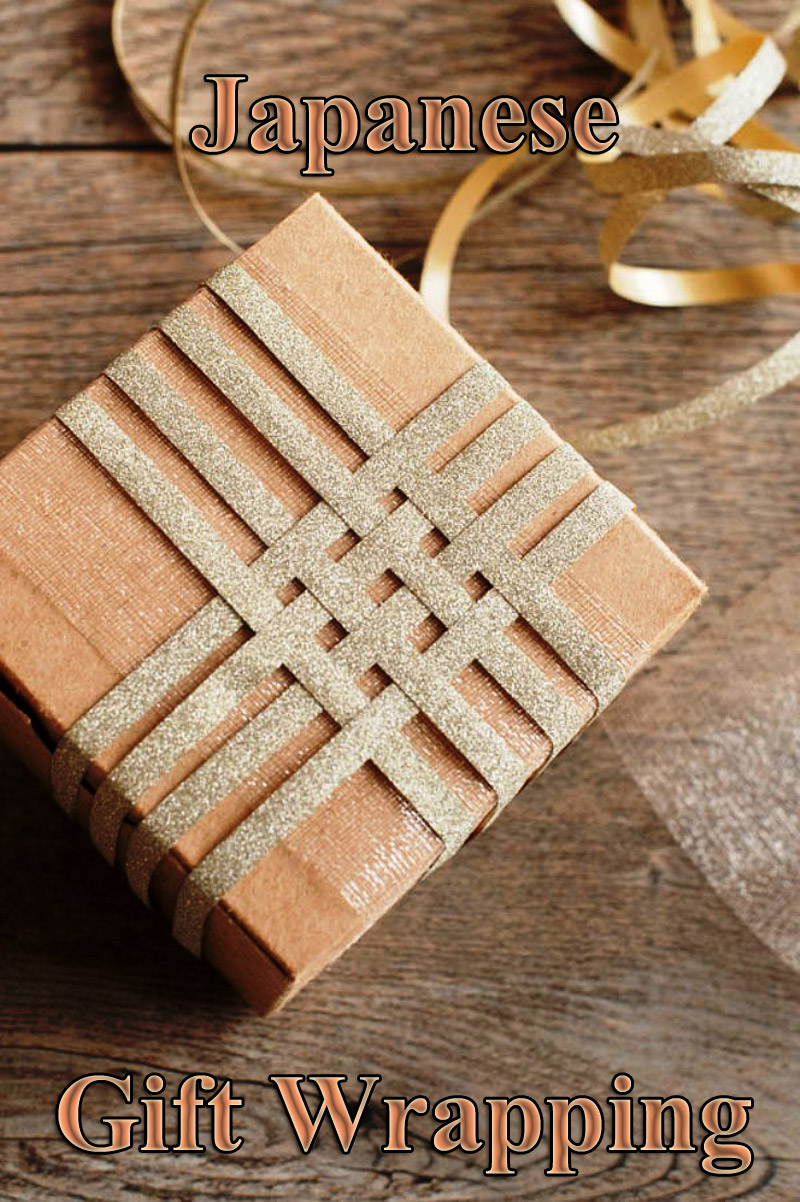 Learn Japanese Gift Wrapping Hack - You'll Need it!