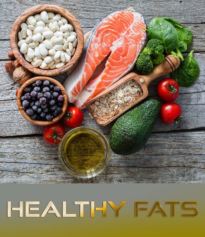 Healthy Fats – What's in Your Kitchen?
