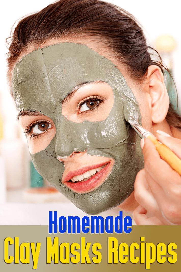 Skin Care – Homemade Clay Masks Recipes
