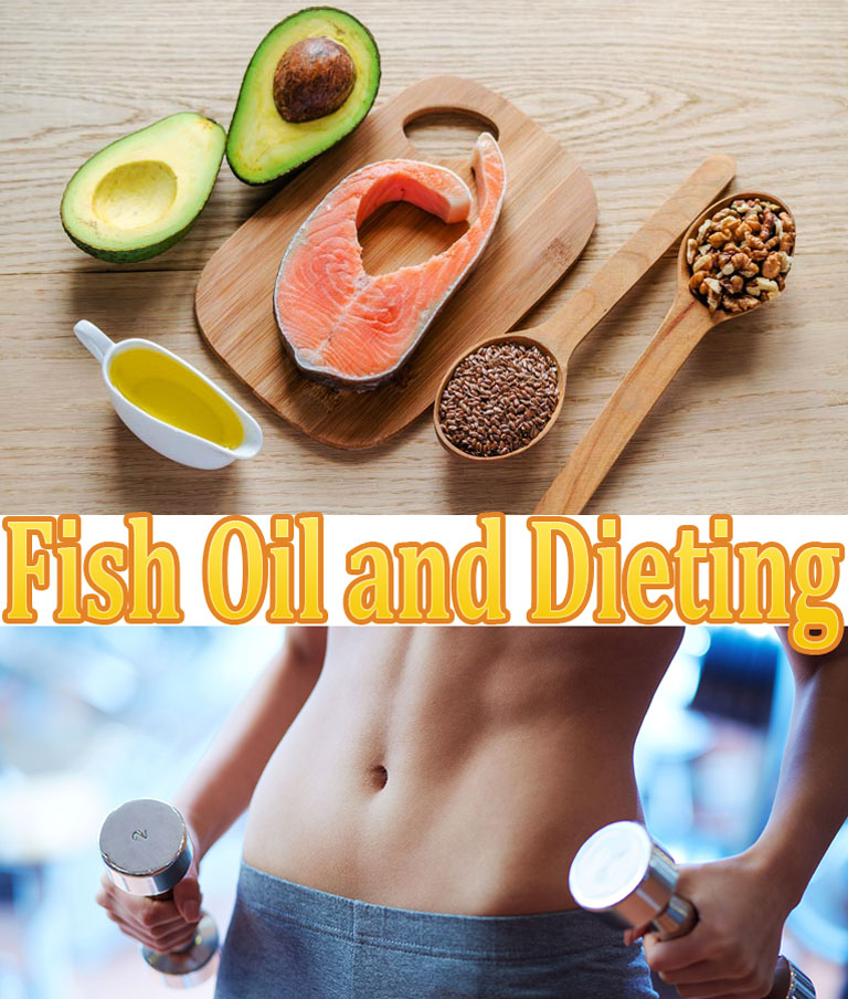 Fish Oil and Dieting