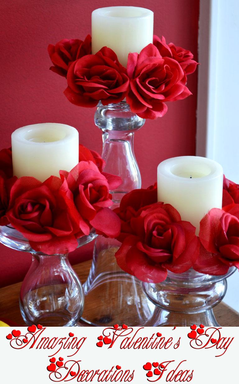 Quiet Corner:Amazing Valentines Day Decorations Ideas ...