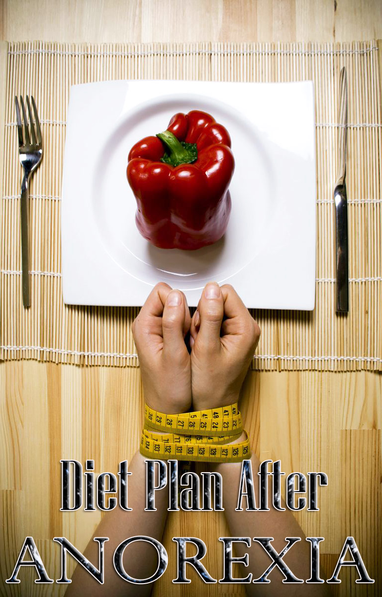 How to Create a Healthy Diet Plan after Anorexia