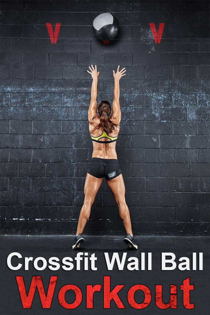 Crossfit Wall Ball Workout