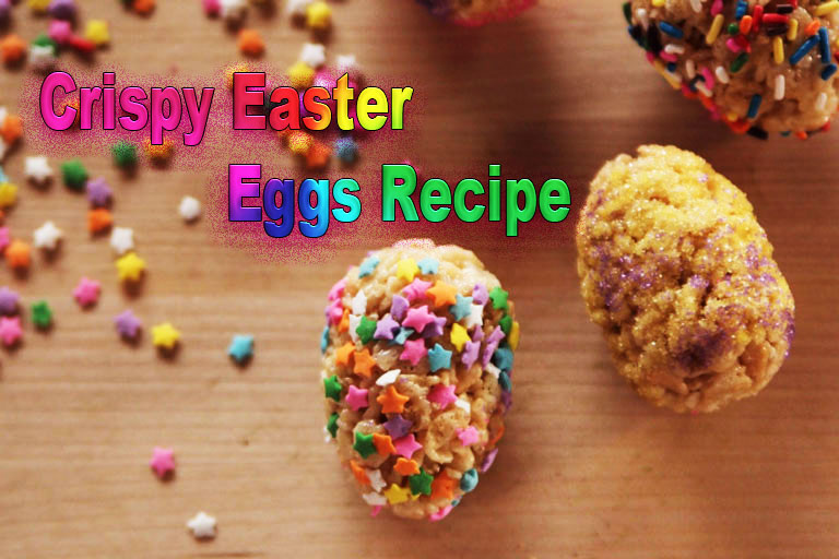how to make easter eggs with rice