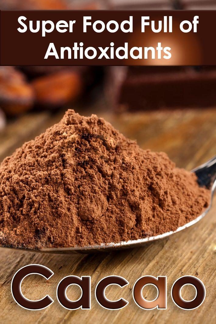 Cacao – Super Food Full of Antioxidants